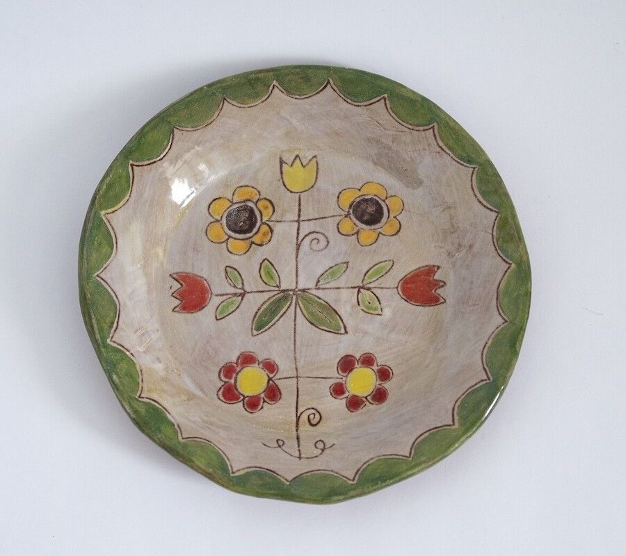 Plate from R Wood Studios
