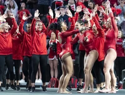 Freshman GymDogs make their marks in Georgia's first two meets of the season