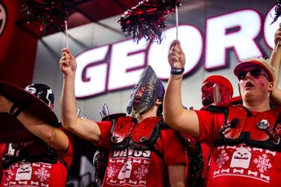 Georgia men's basketball revives Dawg Pound student section for upcoming season
