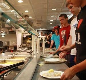 Dining Halls Allow Uga Students To Plan Balanced Meals