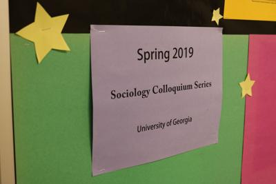 sociology department