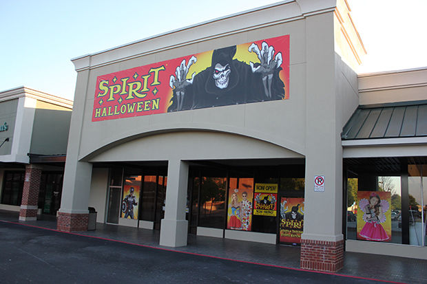 Spirit Halloween pop,up store raises donations while selling
