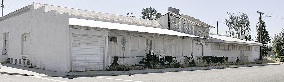The Redlands Orange Mutual Co. packinghouse