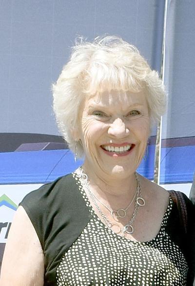 Carole Beswick, mayor, city of Redlands 1983-1989