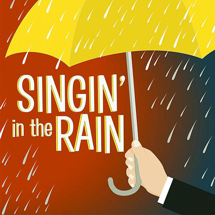 'Singin' in the Rain' poster