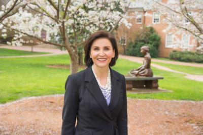 Krista L. Newkirk, the University of Redlands first female president,