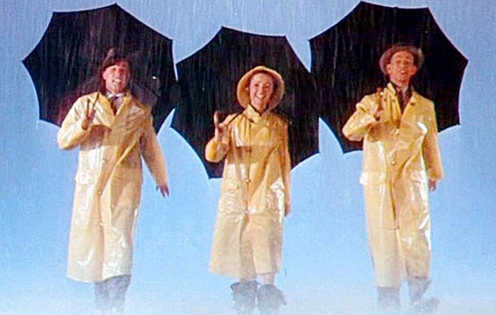 'Singin' in the Rain'