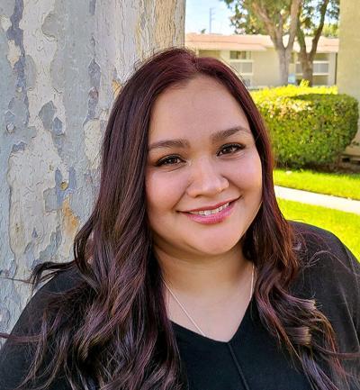 Melissa Ayala-Quintero is running unopposed for Area 3