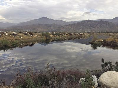 Percolation pond
