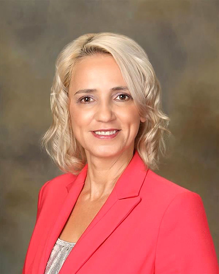 Cristina Puraci represents District 3 on the Redlands Unified School District board.