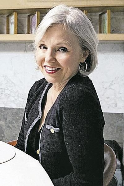 Nancy Beth Varner, one of the founders of the Believe Walk