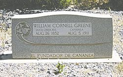 Col. William C. Greene died on Aug. 11, 1911. He was first buried in California, but his final interment was in Cananea Cemetery in the Mexican state of Sonora.