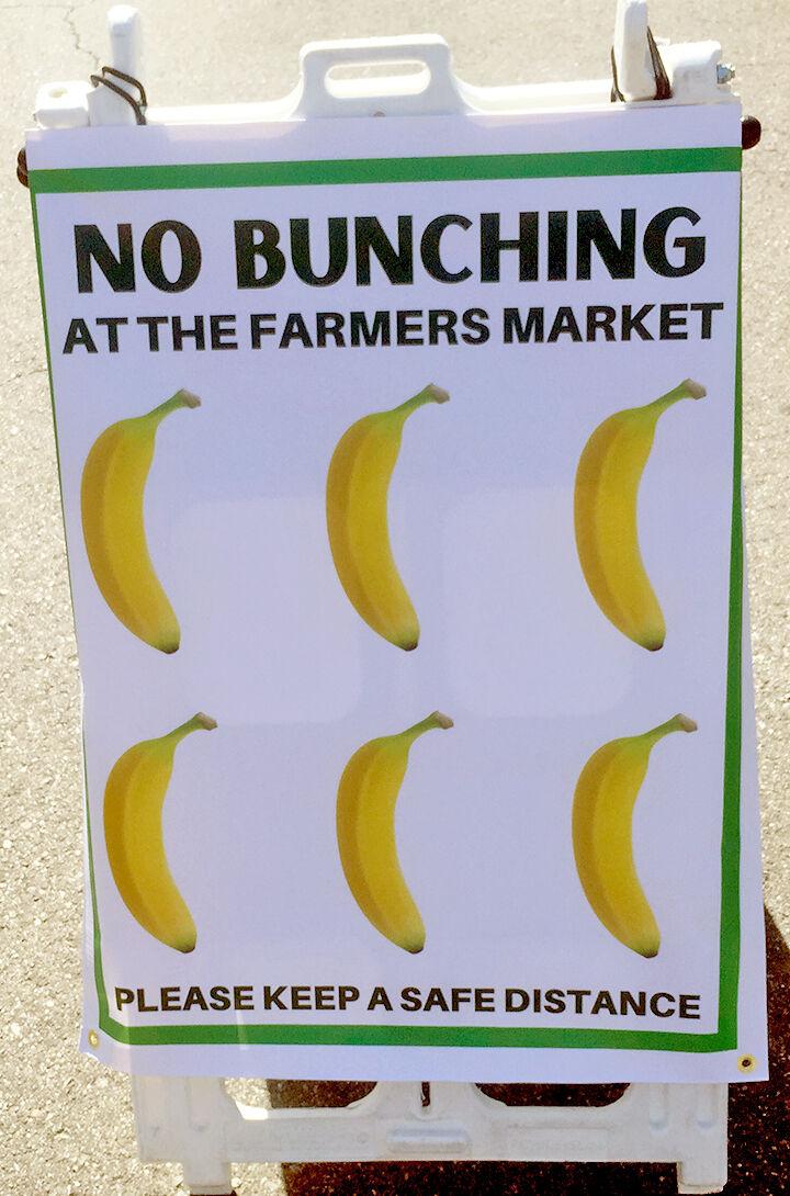 Yes, we have no bananas.