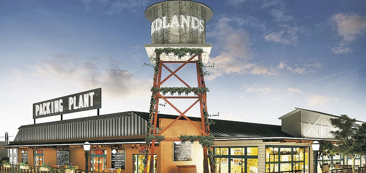 New life for an old packinghouse