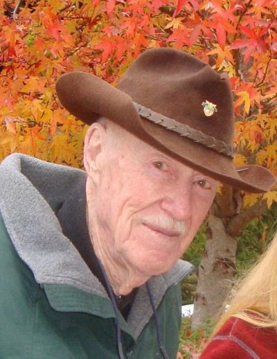 """Lt. Col. Theodore """"Ted"""" Fite, 1923-2019"""