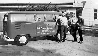 First delievery truck was delivered in 1965.