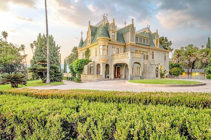 Kimberly Crest House & Gardens