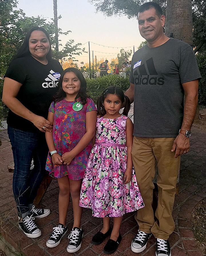 The Zavala Family