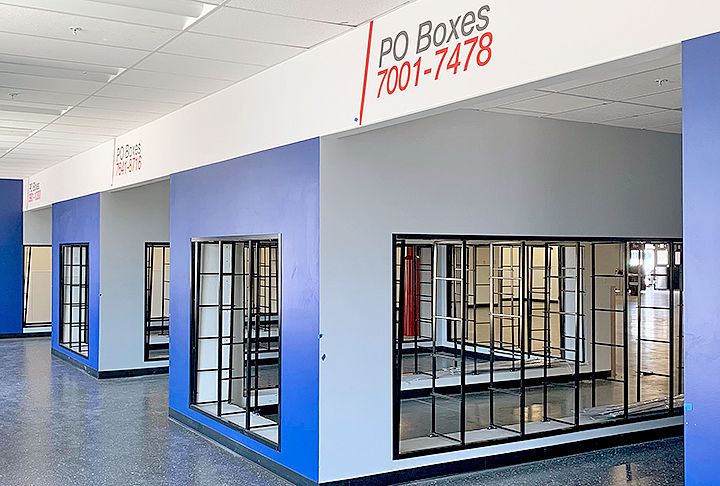 New post office will have 300 more PO boxes than the current one.