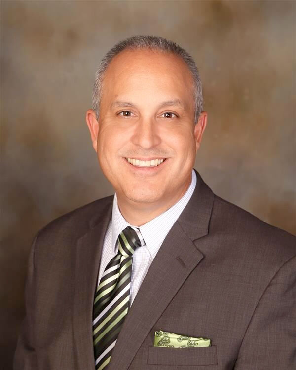 Redlands Unified School District Superintendent Mauricio Arellano