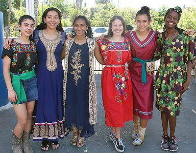 Culture Day at Valley Prep