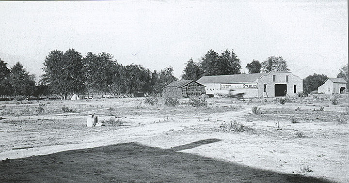 Redlands in the late 19th century