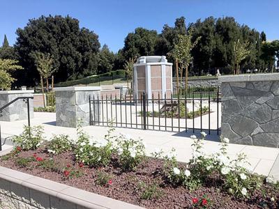 Hillside Memorial Park.