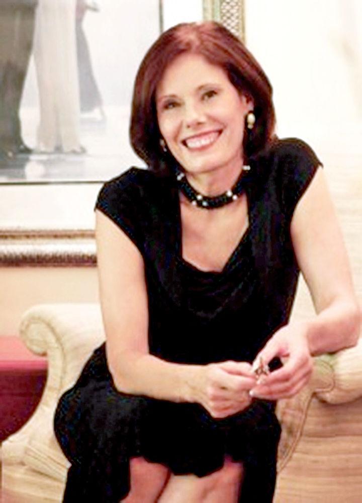 Ruth Chafin, interior designer.