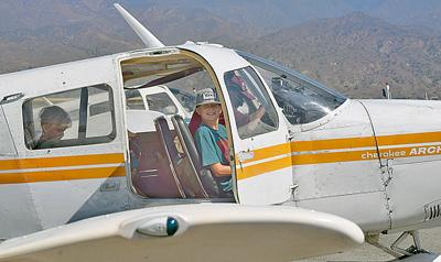 Ready to take flight