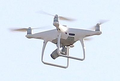 This Redlands Police drone
