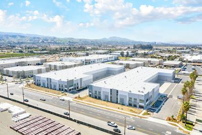 Warehouse complex sells for %16.9 million.
