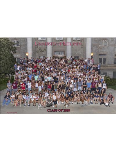 University of Redlands Class of 2020