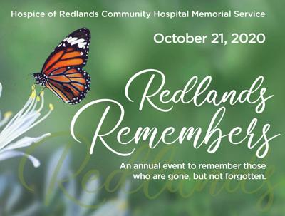 The memorial will be held from 2 to 4 p.m. Wednesday, Oct. 21.