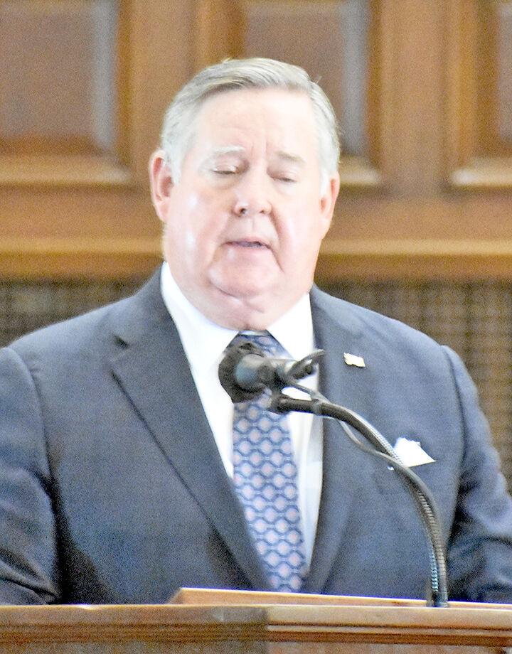 U.S. Rep. Ken Calvert