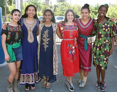 Valley Prep celebrates culture day
