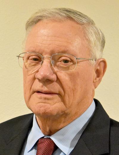 Relands Community News Publisher Jerry Bean