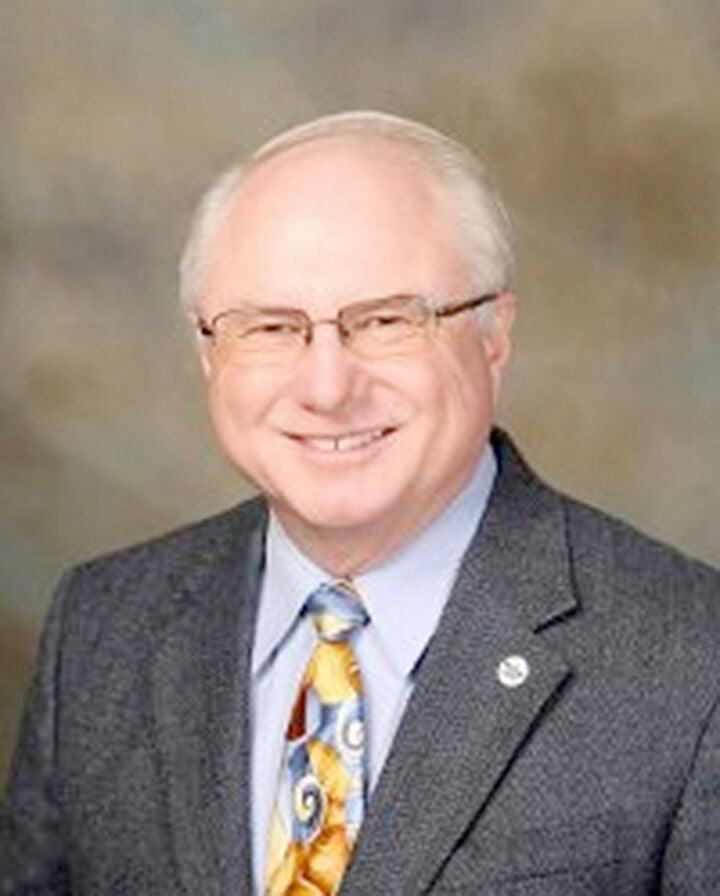 Area 5 Trustee Jim O'Neill