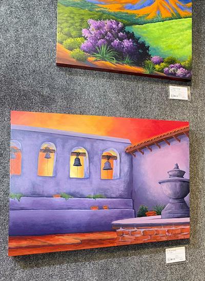 Colorful month for the Redlands Art Association.
