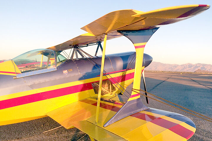 Aerobatic contest coming to Redlands Municipal Airport
