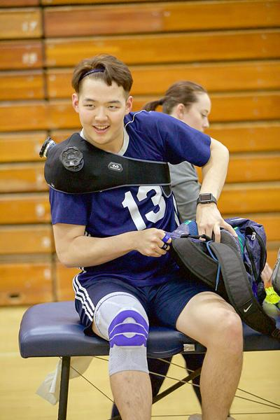 OBREY volleyball 6-21
