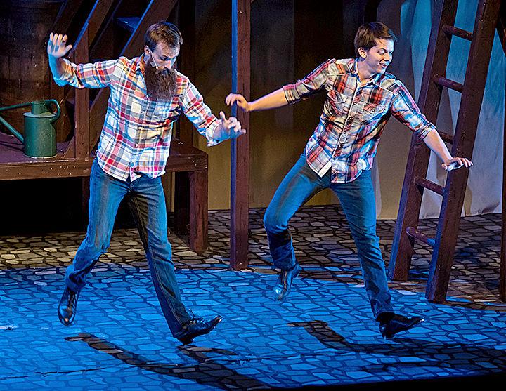 SCOTT dancing brothers 6-7