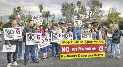 Opponents of Measure G