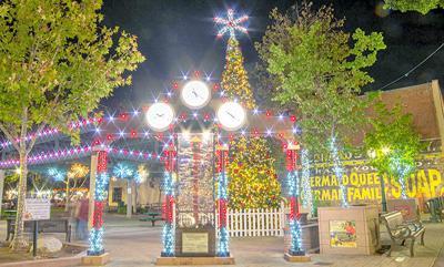 Christmas 2020 - Ed Hales Park
