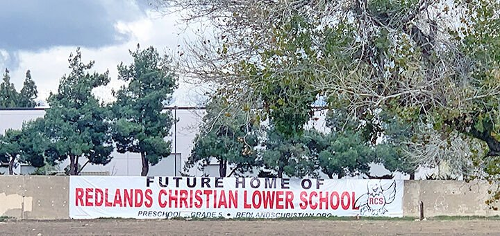 Redlands Christian lower school