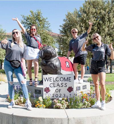 New students in September at the University of Redlands whose year may be cut short by COVID-19