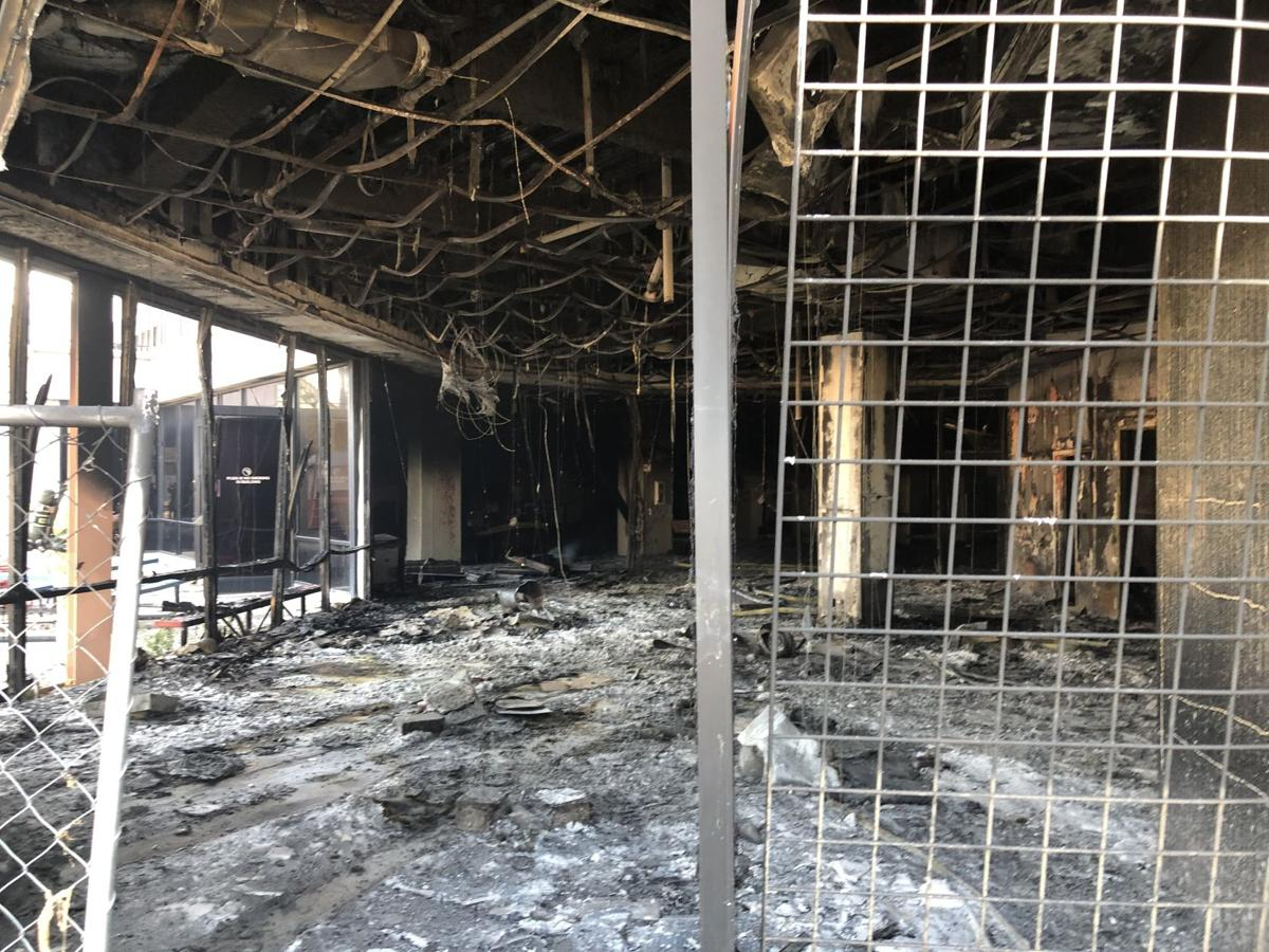 Damage from Saturday's early morning fire is estimated at $750,000.