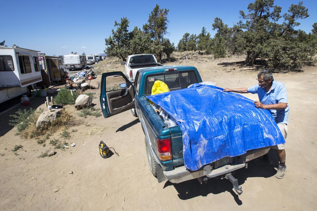 Redmond homeless