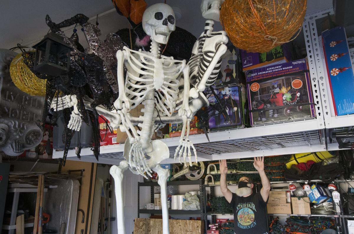 Halloween and COVID