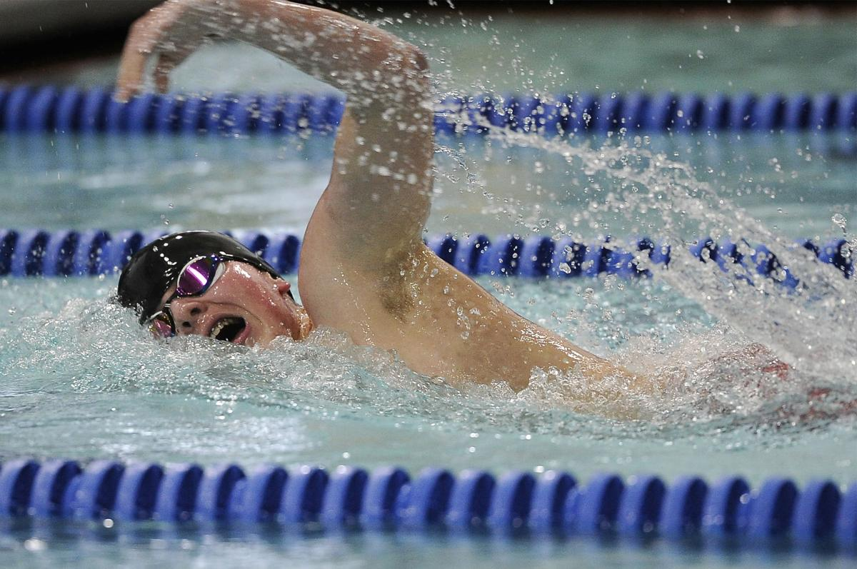 Redmond swimmers take R-Town Rivalry again