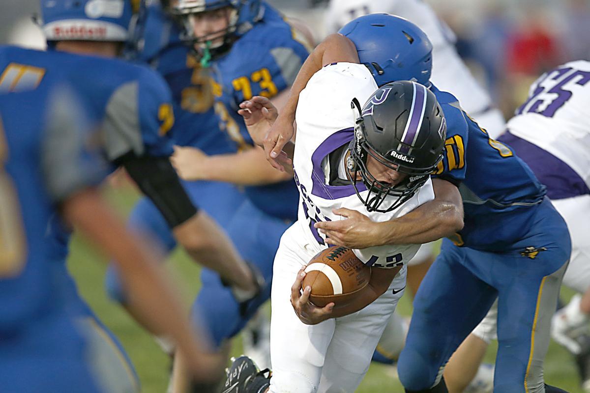 Redmond wins, Ridgeview falls in football openers